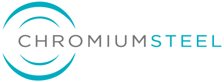 logo chromium steel